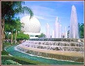 Epcot Center, Future World